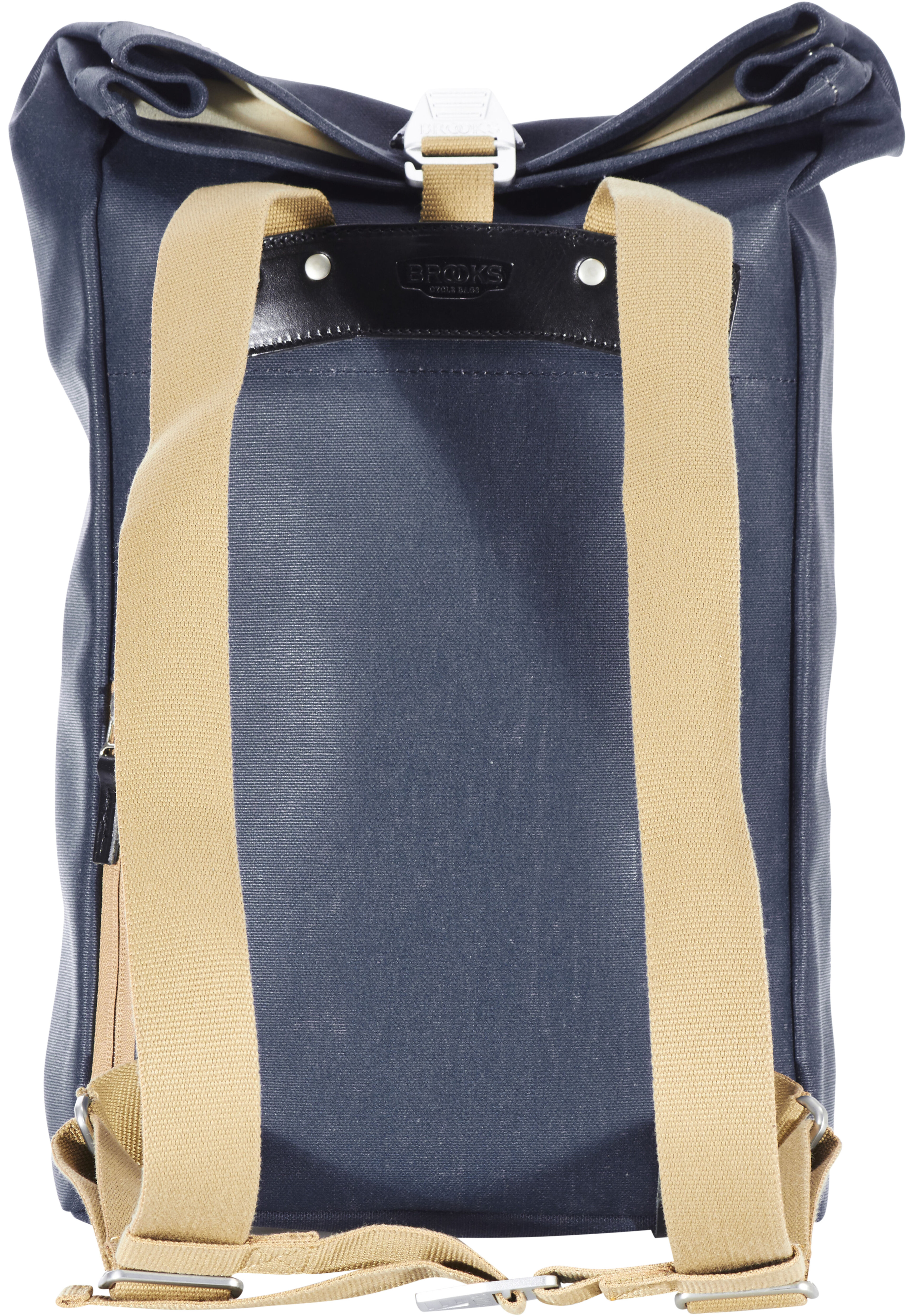 b164e13c30 ▷ Brooks Pickwick Canvas Backpack Small 12l dark blue/black online ...